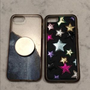 Accessories - Set of 2 iPhone 8 cases